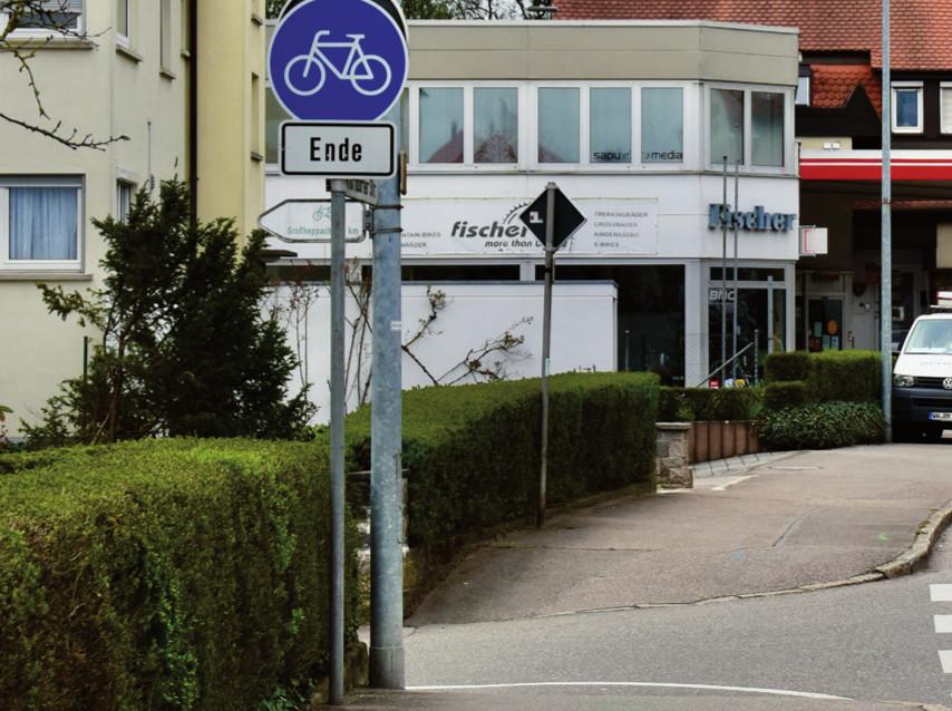 NEUE MOBILITÄT FÜR REMSHALDEN: Radverkehr als Rückgrat der Nahmobilität ausbauen – Örtliches Radwegenetz