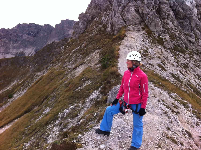 Windkraft-Wanderung mit Anne Kowatsch